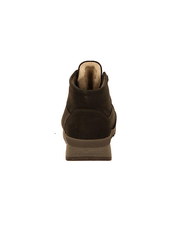 Comfort Finn Comfort schwarz Klassische Stiefel Finn Klassische SC0w6q