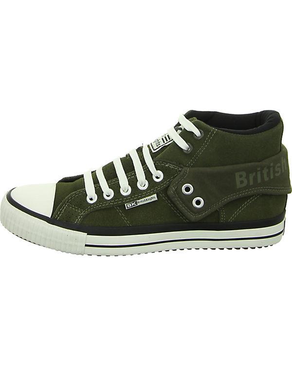 British Knights Sneakers High grün