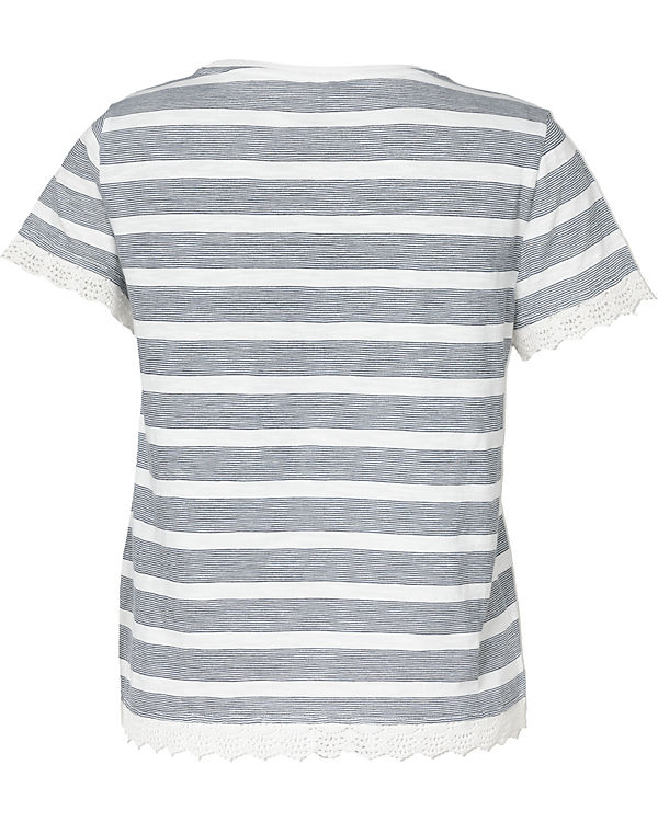 TOM weiß T Denim Shirt TAILOR r8rOB