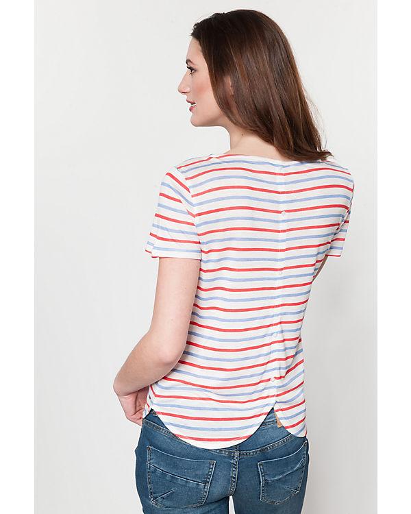 TOM T Shirt TOM T Denim TAILOR blau TAILOR TOM Shirt blau Denim 4qgXw1