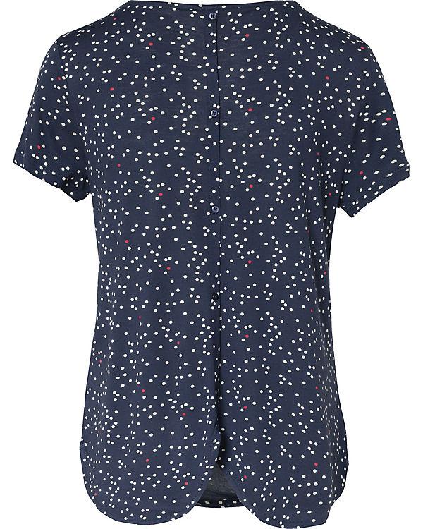 Shirt T Denim TAILOR dunkelblau TOM TtAfqf