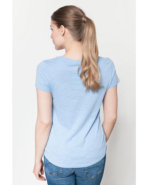TOM TAILOR Denim T-Shirt hellblau
