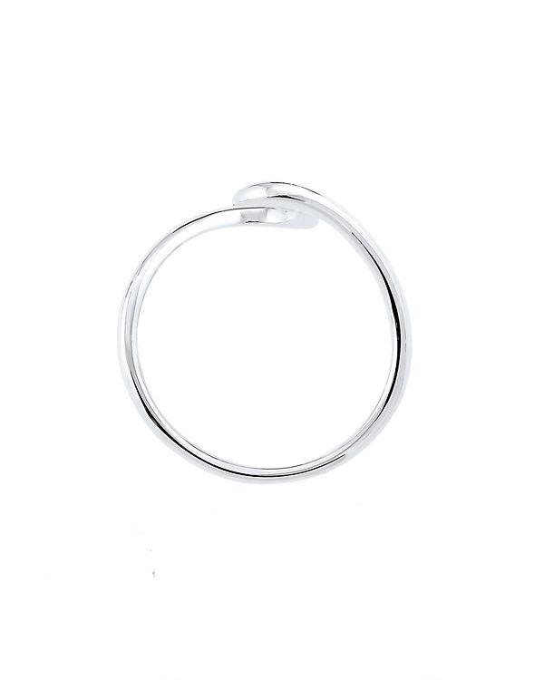 Elli Elli Ring Wellen Wave Strand Maritim 925 Sterling Silber silber