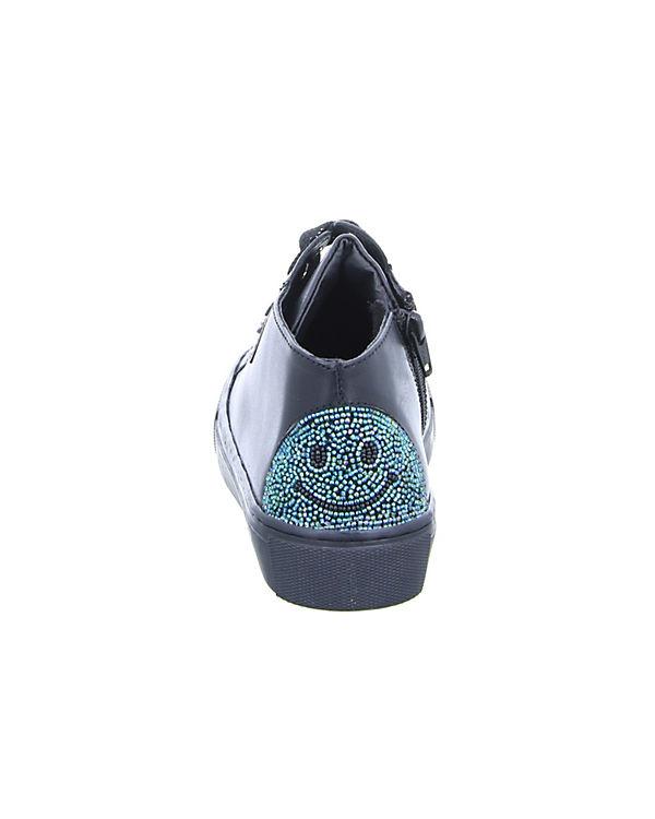 BOXX Low blau Sneakers BK 68722 vwxq4tvZr