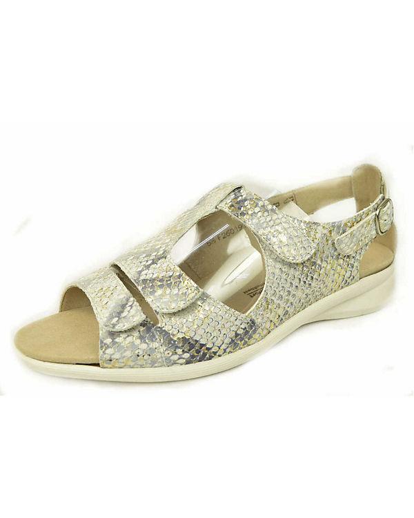 Klassische Solidus Solidus Sandaletten Klassische grau Sandaletten pZgqwRR