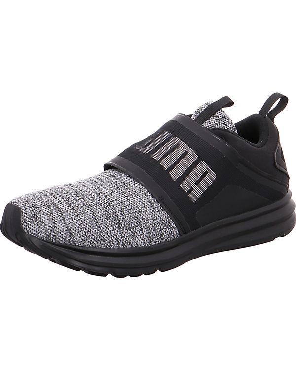 PUMA Sneakers Low schwarz