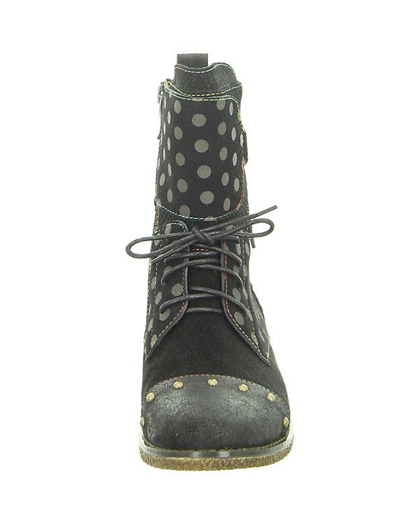 Laura Vita, Vita, Vita, Biker Boots, schwarz aa468b