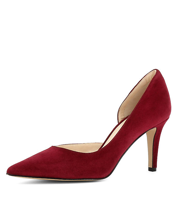 JESSICA Pumps Klassische bordeaux Shoes Evita 5PvwFqUU