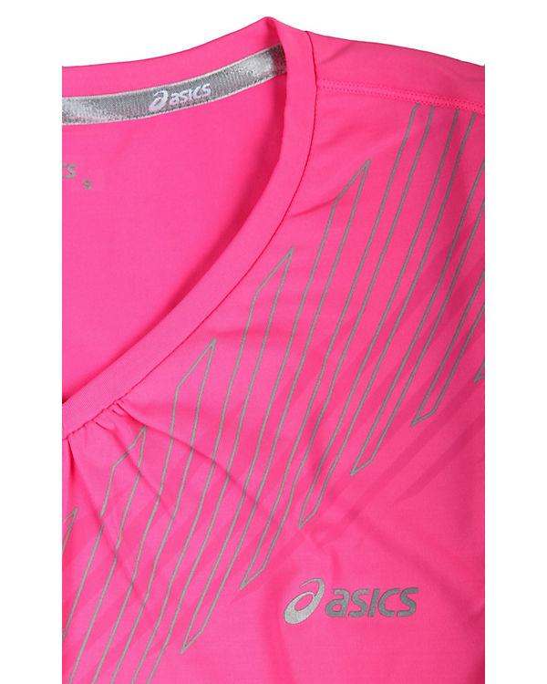 pink Shirt Shirt ASICS T pink T ASICS 7Cgxq46w6B