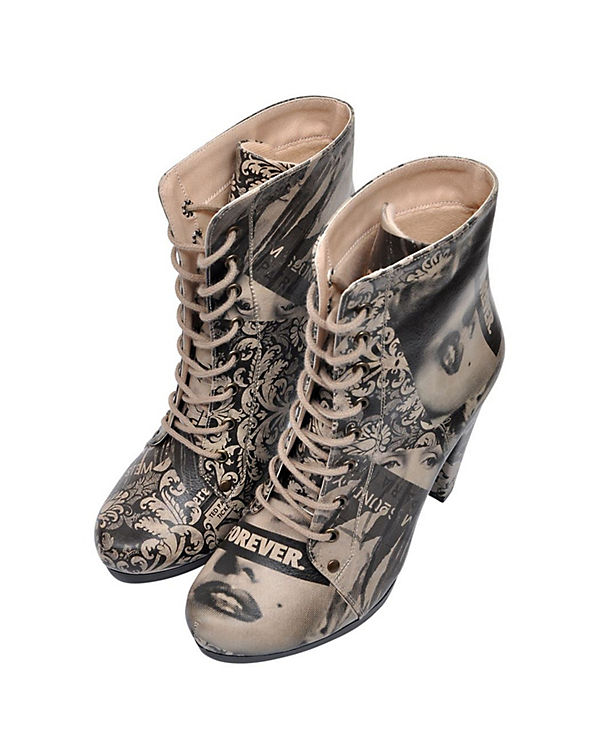 Shoes Chloe Dogo mehrfarbig Chloe Dogo Schnürstiefeletten Shoes Dogo mehrfarbig Schnürstiefeletten 1wSn8xEq