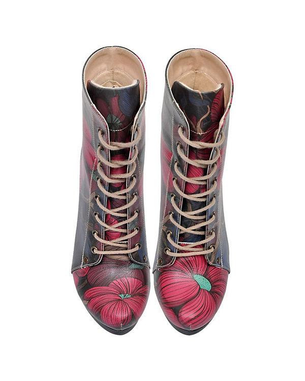 Dogo Dogo Schnürstiefeletten Chloe mehrfarbig Shoes Shoes p4g0qS6w