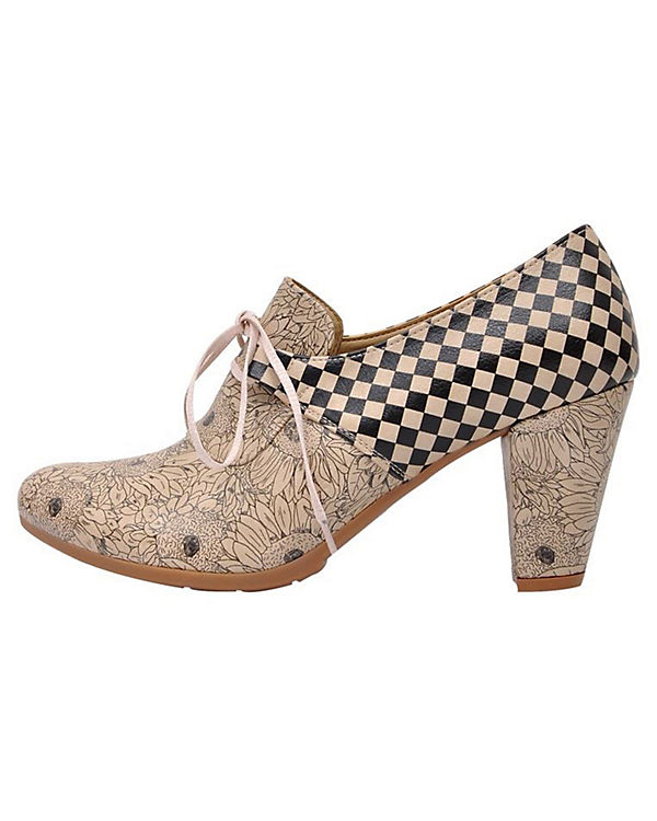 Dogo Shoes Ankle Boots Lacewing mehrfarbig