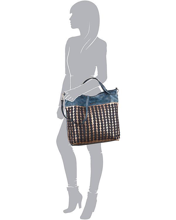BULAGGI Lottie Handtasche blau