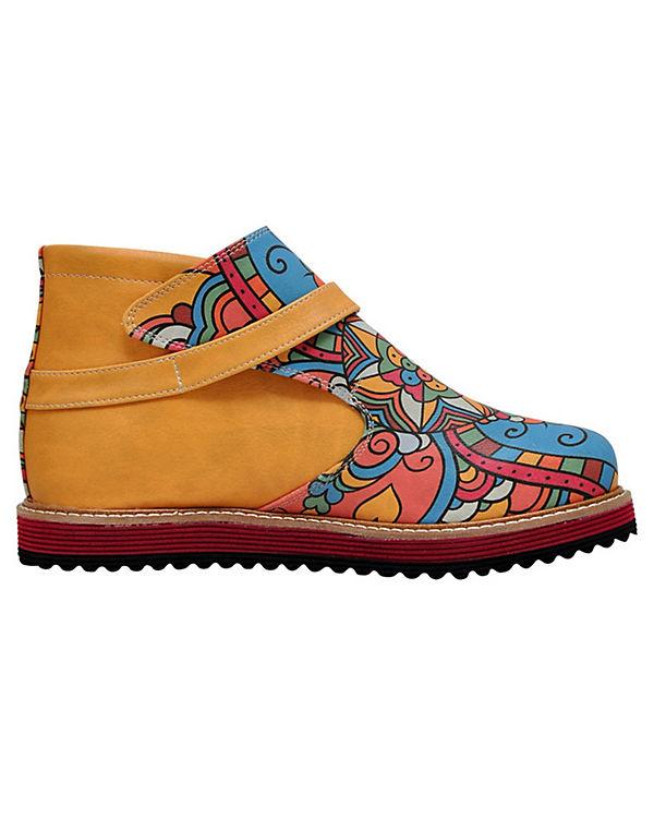 Dogo Shoes, Klassische Halbschuhe Halbschuhe Klassische Kim, mehrfarbig 7a7e58