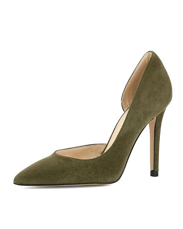 Evita Shoes, Klassische Pumps Pumps Klassische ALINA, grün 49d1aa