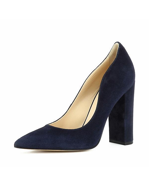 Evita Shoes Klassische Pumps ALINA dunkelblau