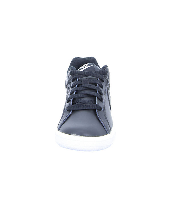 Nike Low schwarz Sneakers Court Royal Performance rUOPqxr