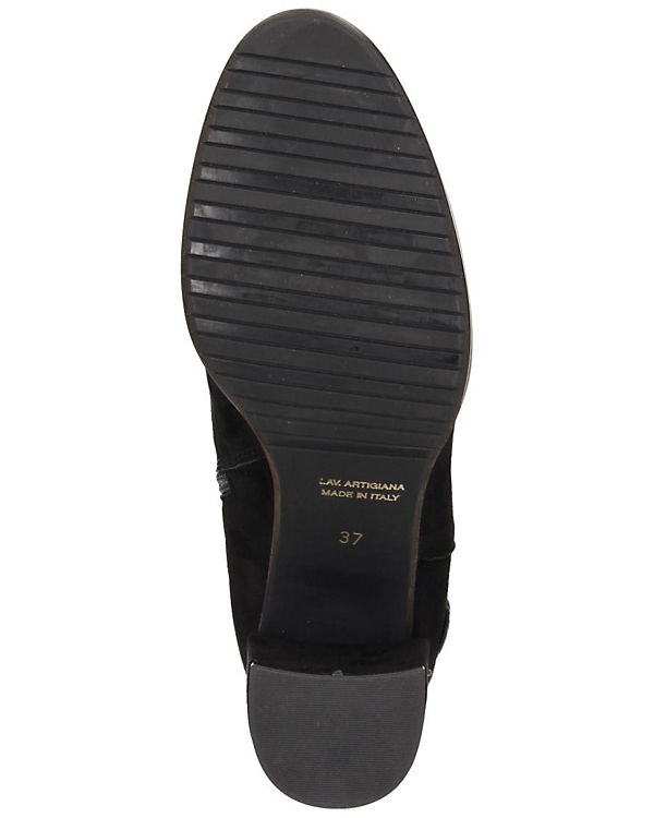 Maripé Klassische Stiefeletten schwarz