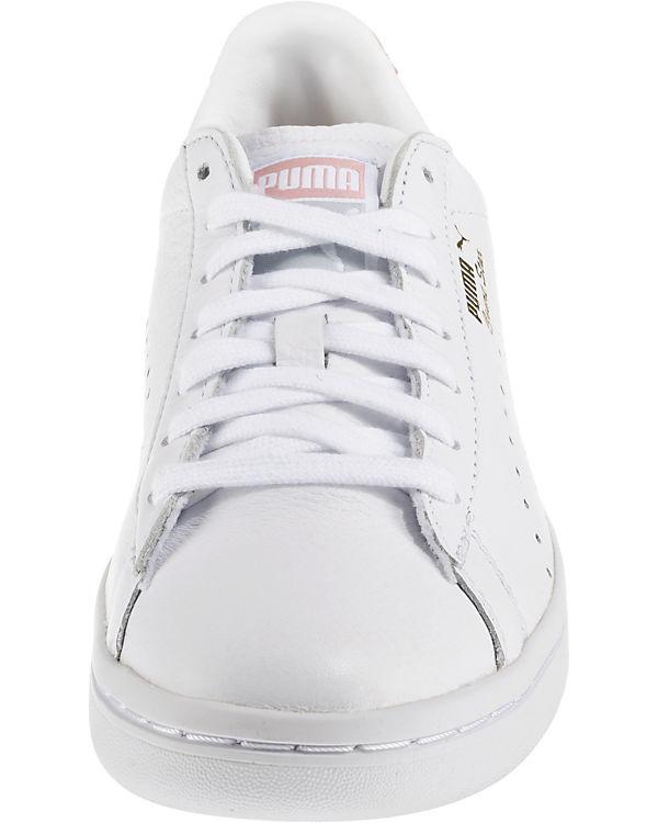 weiß Star Sneakers Court PUMA Nm Low kombi 8XBWw5