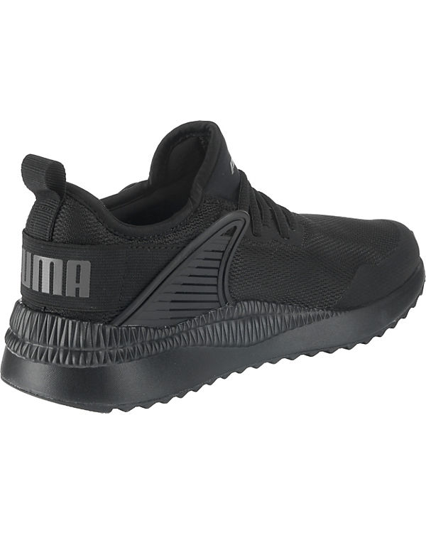 schwarz Pacer Sneakers PUMA Next Cage Low wqSa7xTRz