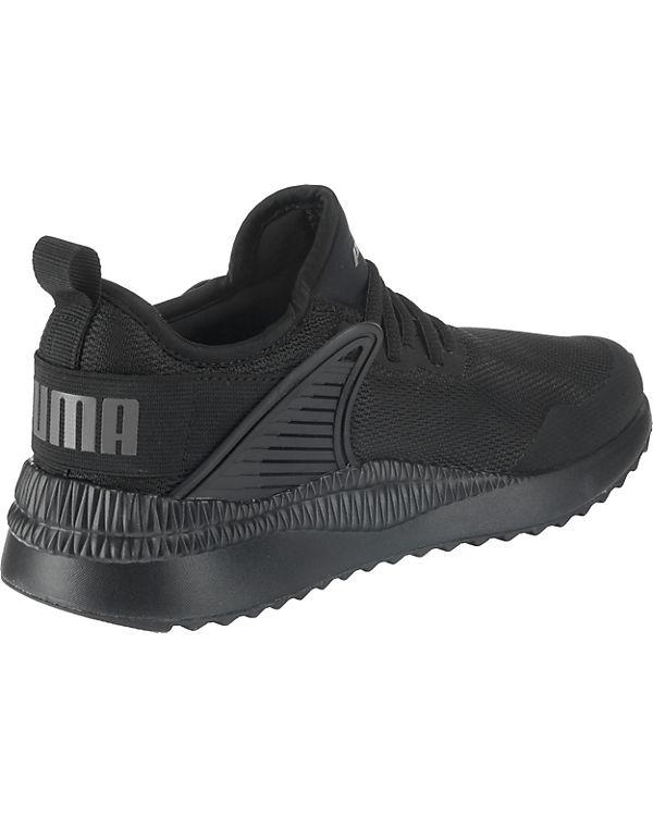 schwarz Pacer Sneakers PUMA Next Cage Low wqSa7xTRz