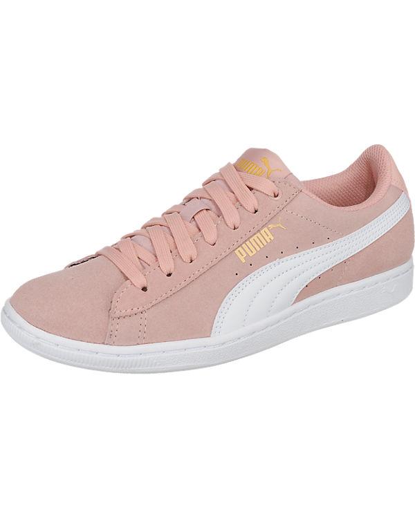 PUMA, Vikky Sneakers Low, rosa rosa rosa f6ab69
