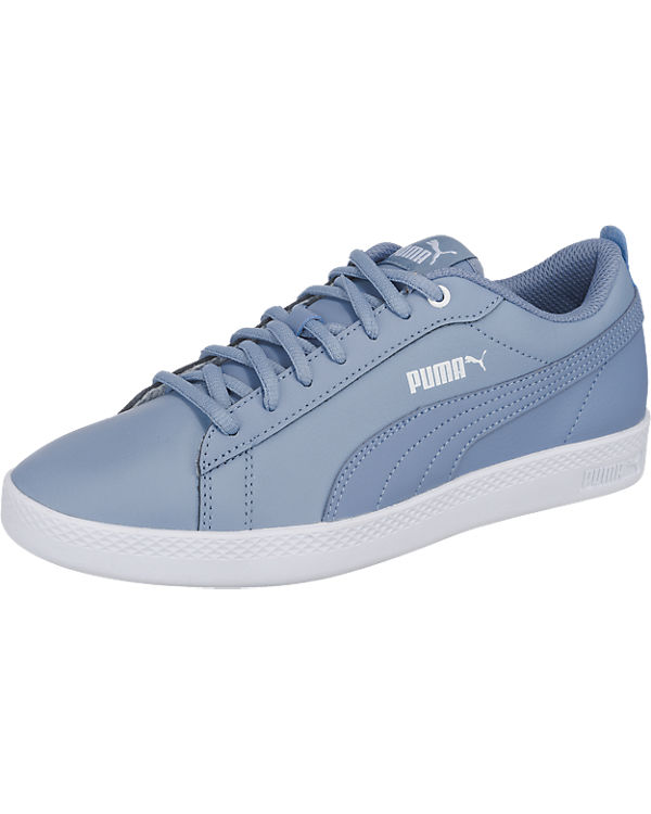 PUMA Puma Smash Wns v2 L Sneakers Low hellblau