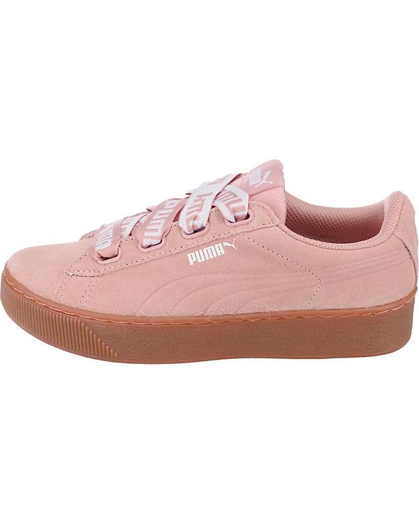 Sneakers rosa Low Ribbon Vikky PUMA Bold Platform qCYxRnwO
