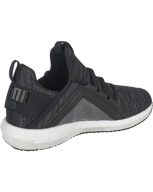 PUMA, Mega Low, Nrgy Zebra Wn's Sneakers Low, Mega schwarz 485263