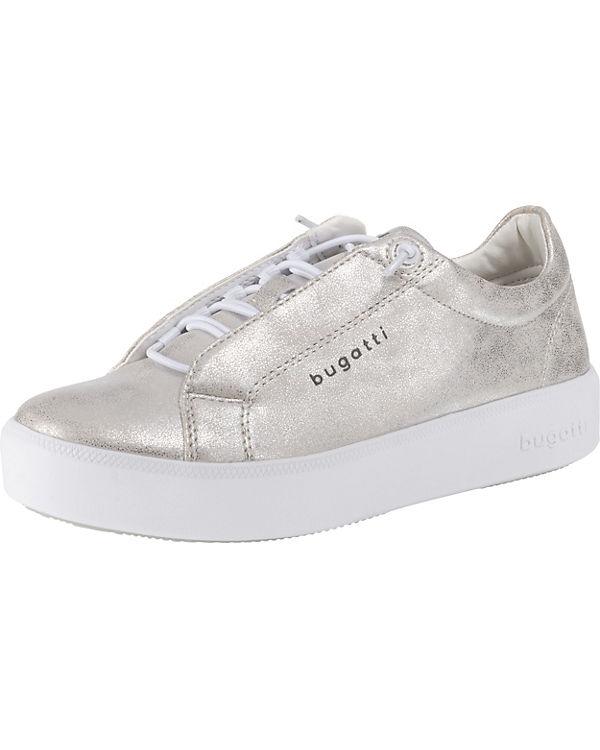 bugatti Kelli Sneakers Low silber