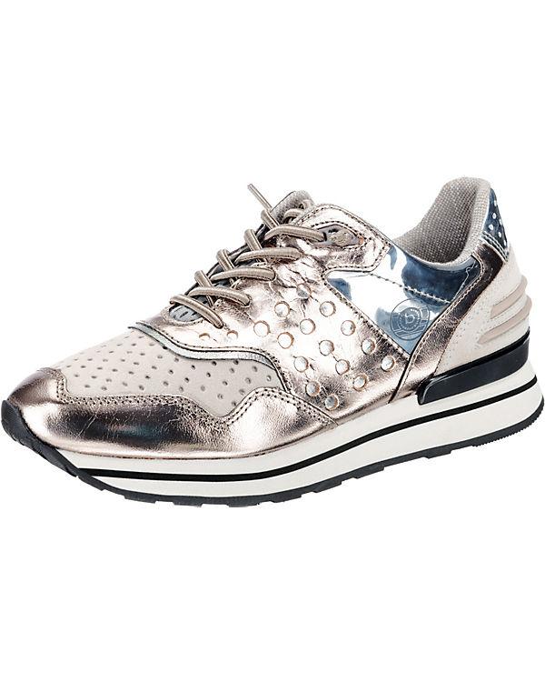 bugatti Safia Evo Sneakers Low silber-kombi
