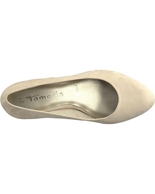Tamaris Tamaris Pumps Pumps Klassische Klassische beige Tamaris beige 8w44qC7R5