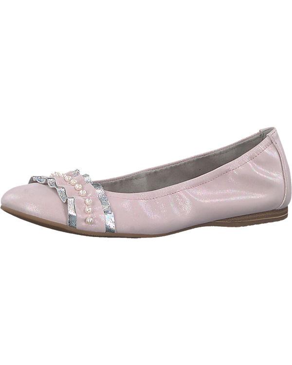 Tamaris Klassische Klassische Ballerinas rosa rosa Tamaris Tamaris Ballerinas 1OwqU