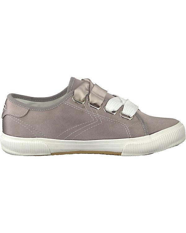 silber Low Sneakers Tamaris Tamaris Sneakers Low dUXqXCw
