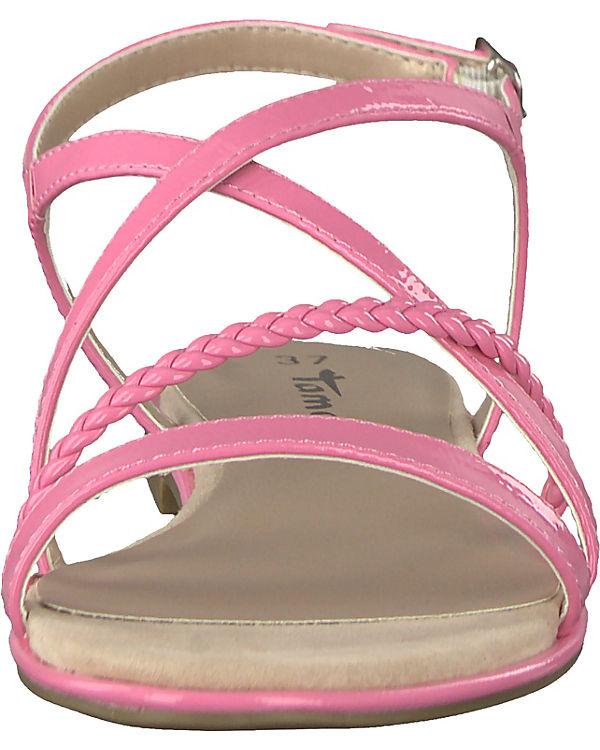 Tamaris Klassische pink Tamaris pink Sandalen Tamaris Klassische Klassische Sandalen pink Sandalen Zddrwv