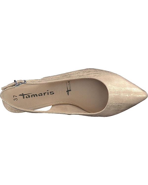 Sling Tamaris Ballerinas Tamaris Sling rosegold Tamaris Sling Ballerinas rosegold fHP1zxwqC