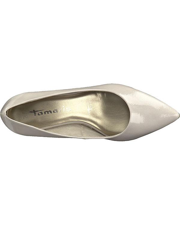 Pumps Tamaris beige Klassische Tamaris Klassische Pumps x0qITT