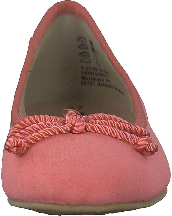 Tamaris koralle Klassische Ballerinas Klassische Ballerinas Tamaris koralle Tamaris 8qxOBwnE