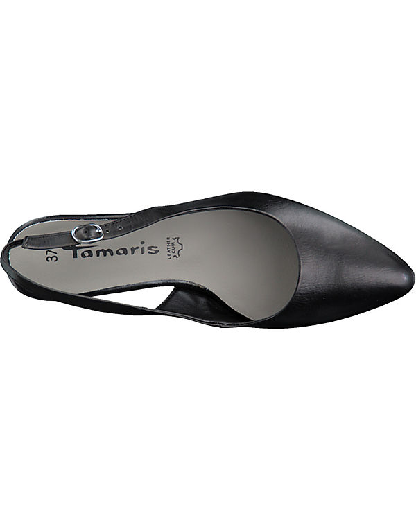 Tamaris Pumps Tamaris Sling Sling Sling Tamaris Pumps schwarz schwarz Pumps wYRBqxU7p