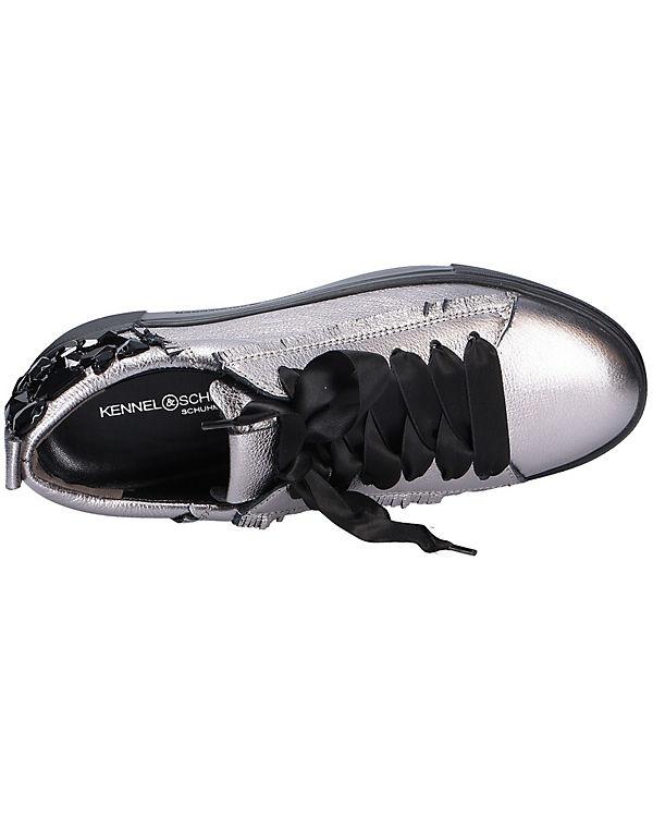 Kennel & Schmenger Sneakers Low silber