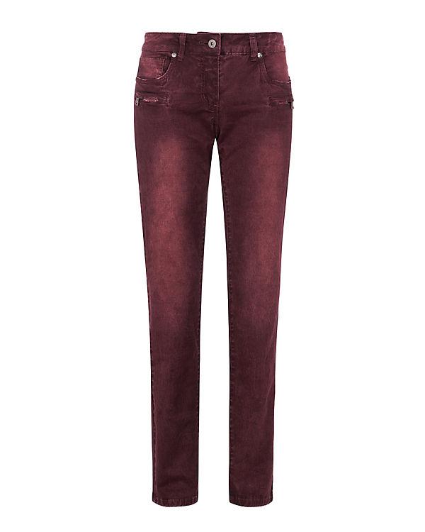 Million X Women Jeans rot
