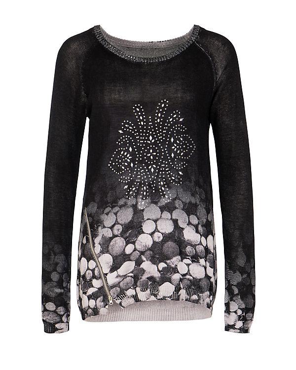 X schwarz Million schwarz Pullover Women Pullover Women Million X qzzX84wB