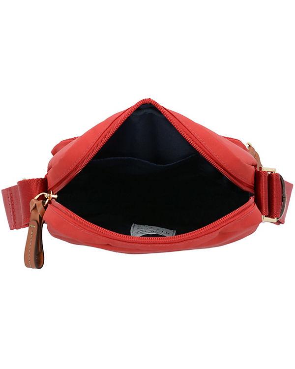 Bric's X Bag Umh盲ngetaschen X rot X Bag Bric's Umh盲ngetaschen rot Bric's B6PqwfUw1
