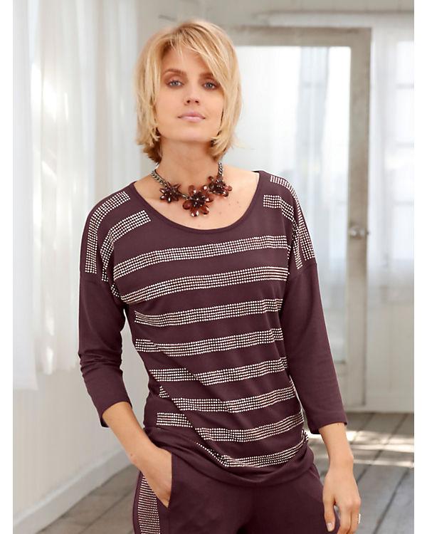 Laura 3 Arm Kent Shirt rot 4 CT14nwqC