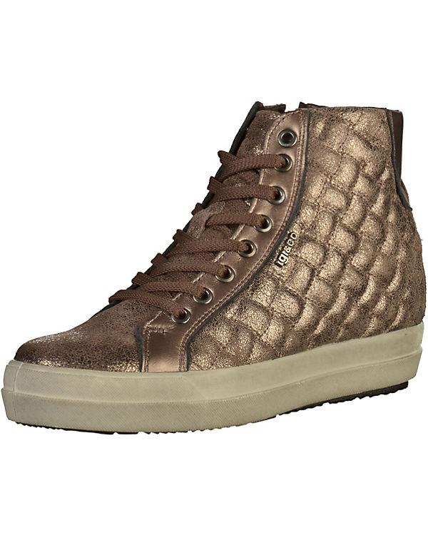igi&co Sneakers High bronze