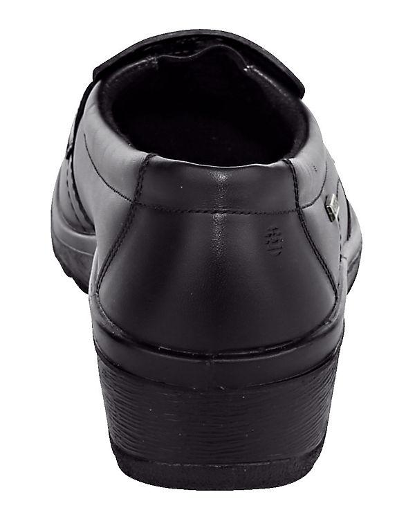 Alpina Slipper Alpina Komfort schwarz Komfort x0qwvCRPn