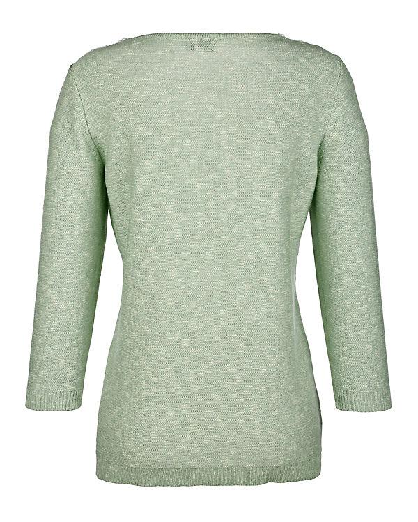 Pullover Pullover grün Laura Kent Laura Laura Kent grün aqB4wYzzA