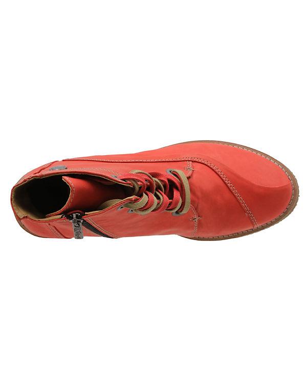 Schnürstiefeletten Schnürstiefeletten Elke Tiggers® Elke rot rot Tiggers® Tiggers® Schnürstiefeletten Elke wnHHqXa46