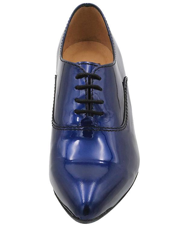 Tiggers® Klassische Halbschuhe Biggi blau