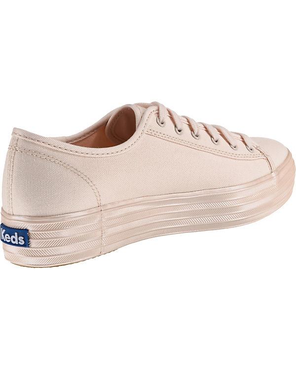 TPL Shimmer rosa Canvas Low Pink Kick Keds Sneakers pqSAPaFAw